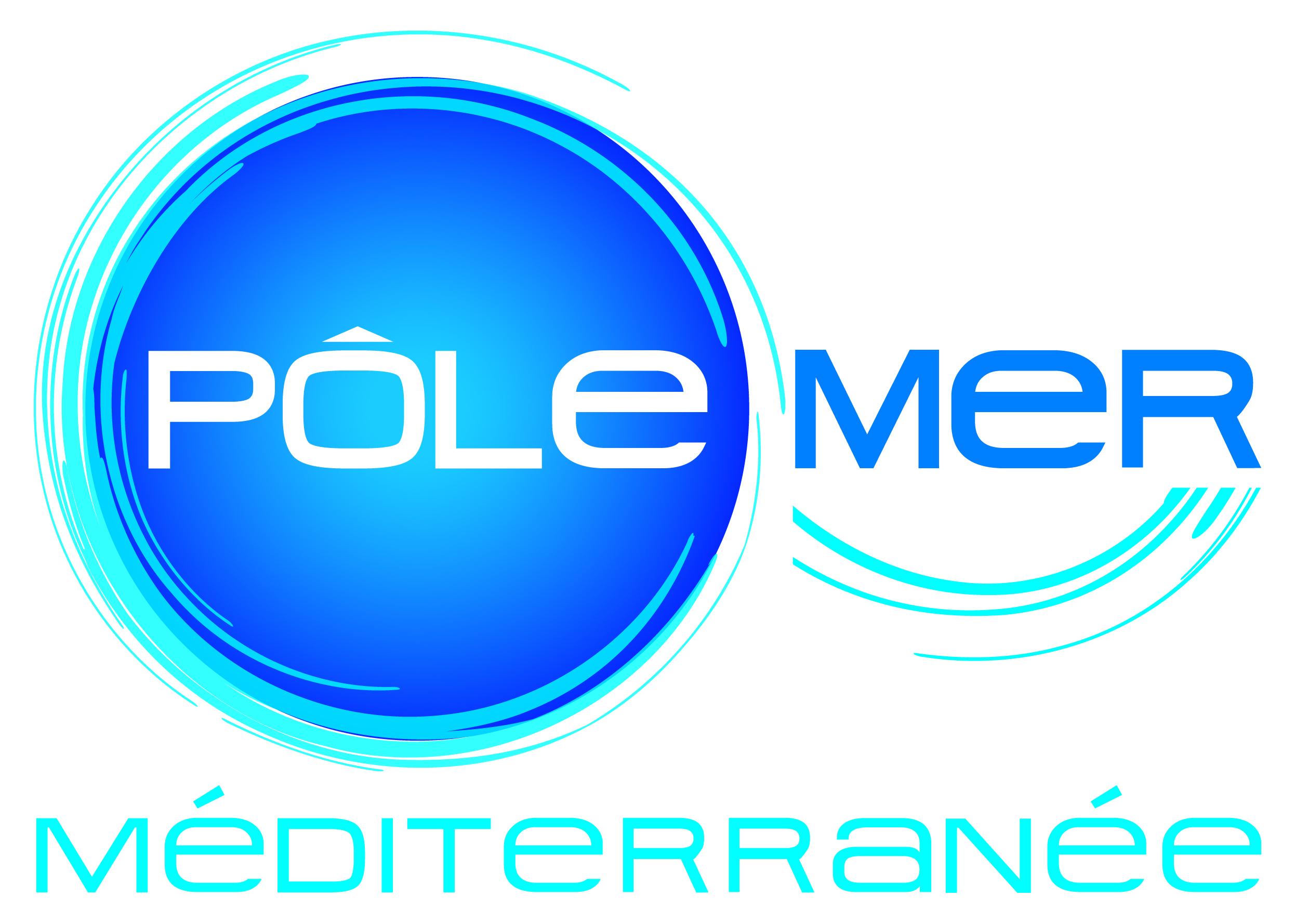 logo Pôle Mer Méditerranée