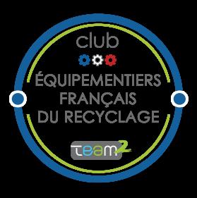 logo Le Club des Équipementiers Français du Recyclage