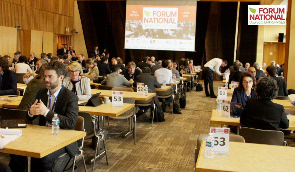 Forum national des éco-entreprises 2019