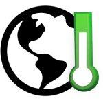 Icône PEXE Rechauffement-climatique