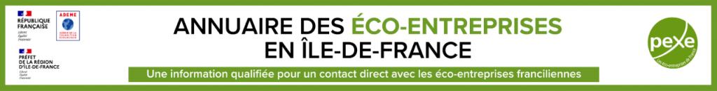 annuaire des éco-entreprises en île-de-france