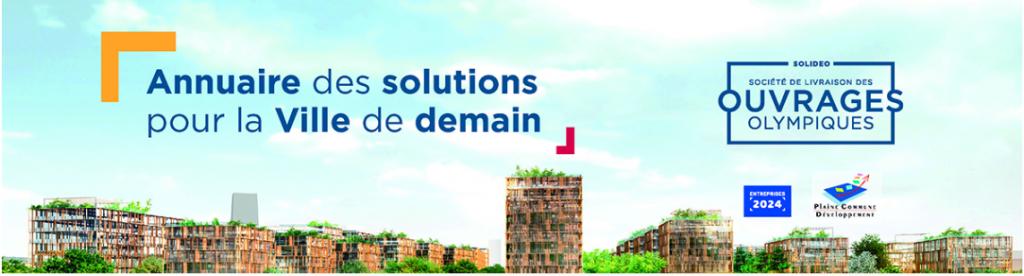annuaire des solutions pour la ville de demain