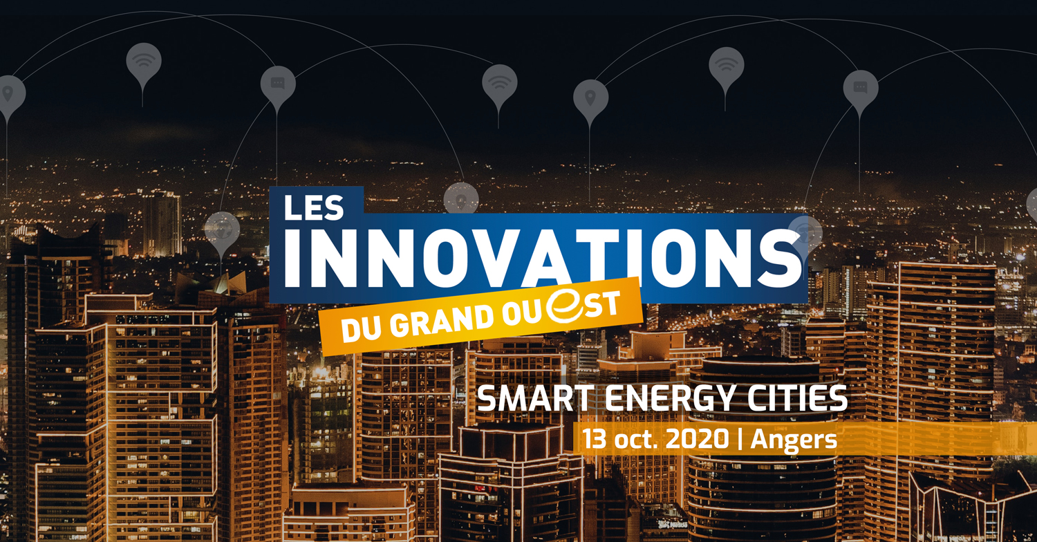 Innovations Smart cities Angers 2020