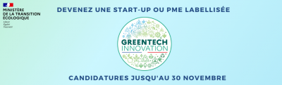 Candidature Greentech Innovation 2020