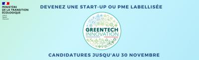 Candidature Greentech Innovation 2020
