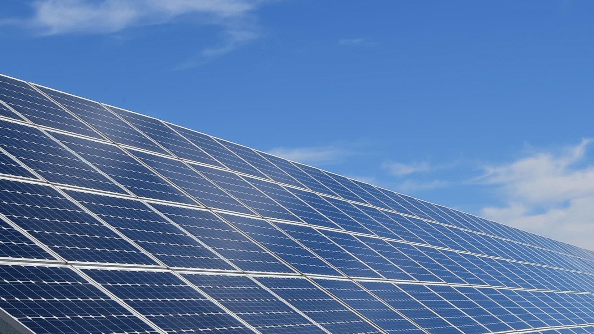 Photo Solaire Photovoltaïque