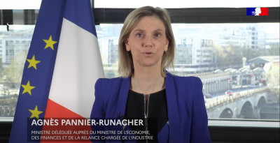 Intervention d'Agnès Pannier Runacher au forum 2021