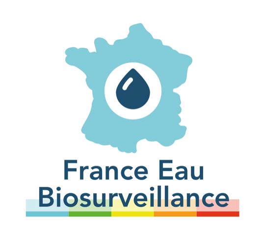 logo France Eau Biosurveillance