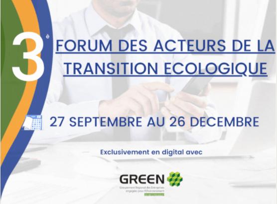 Forum Transition Écologique