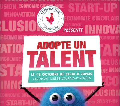 Adopte un talent