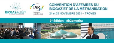 Convention biogaz méthanisation